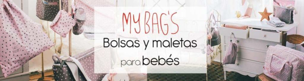 My Bag's, bolsas para bebé, mochilas, neceser…