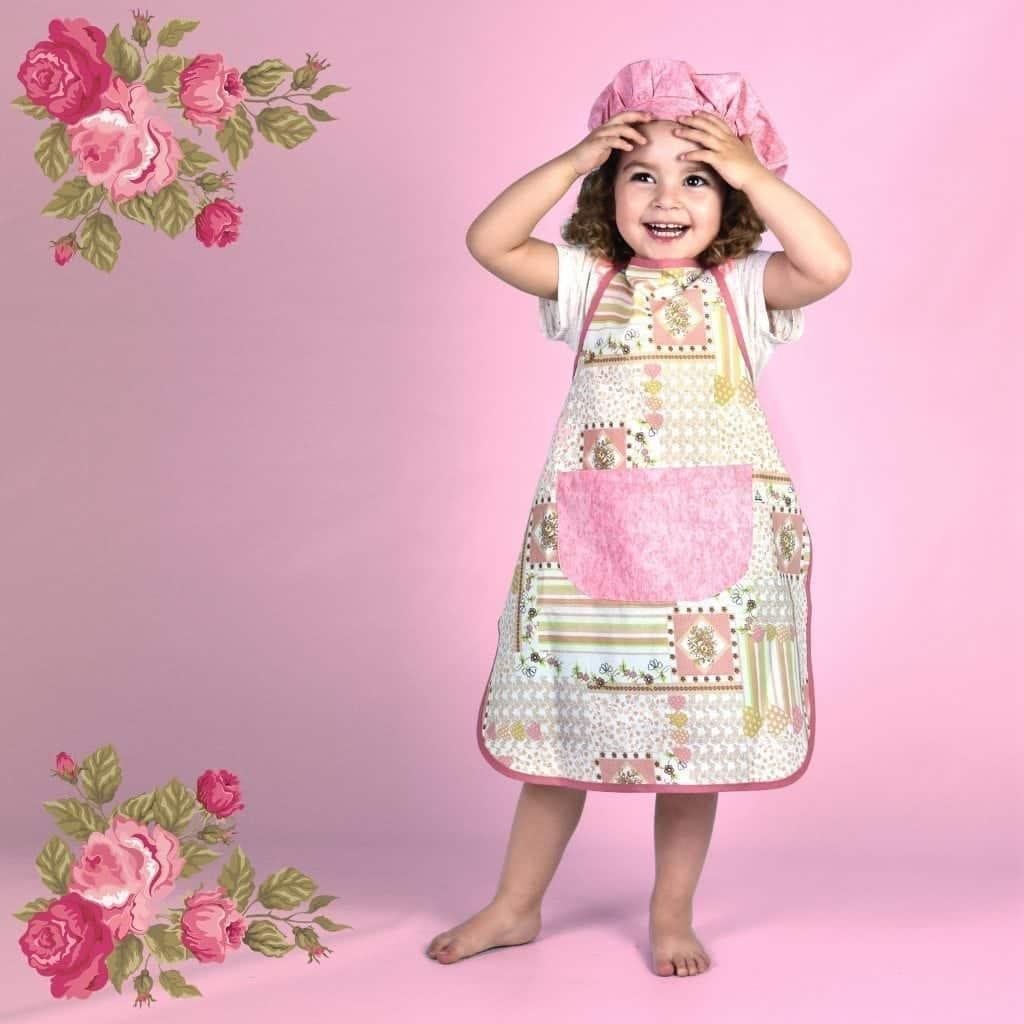 Delantales infantiles - Vintage