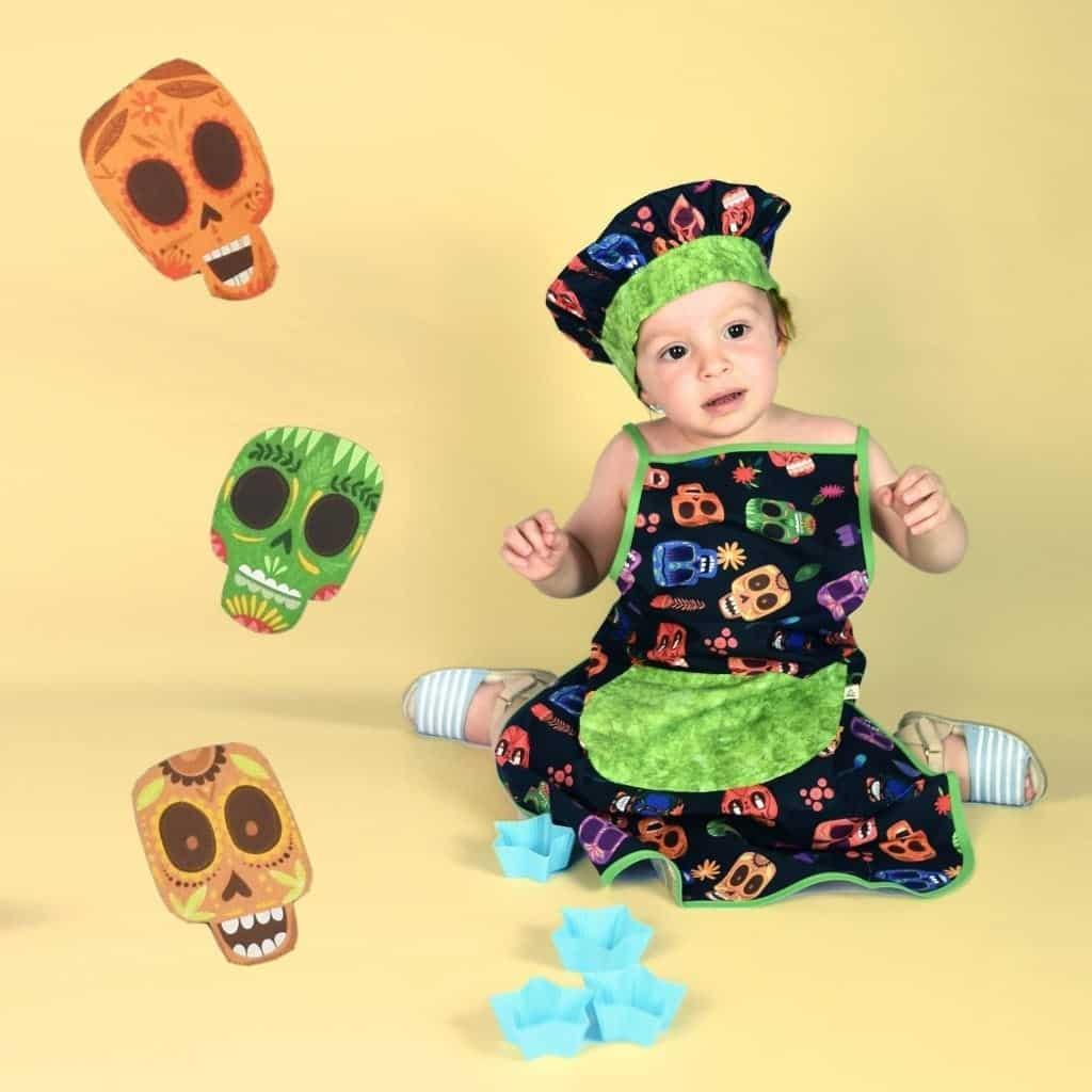 Delantales infantiles - Catrina