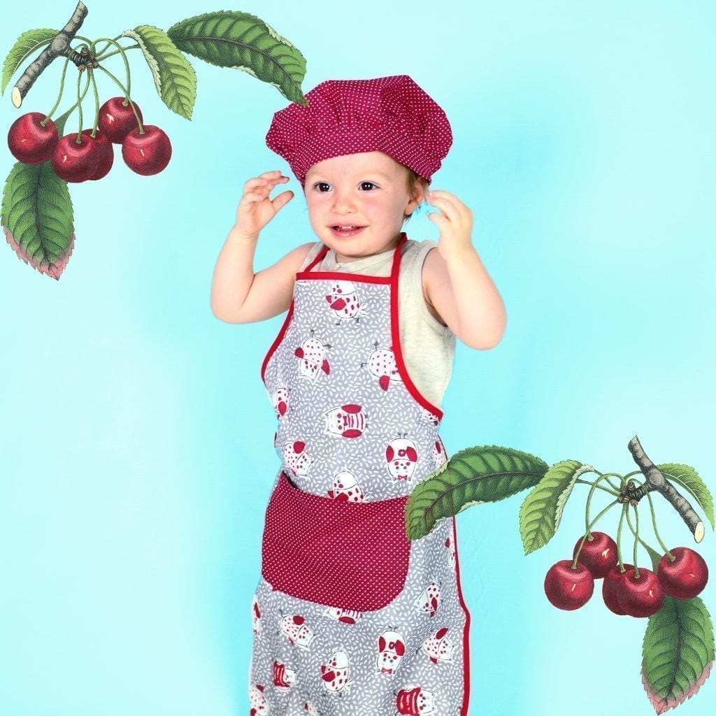 Delantales infantiles - Buhos
