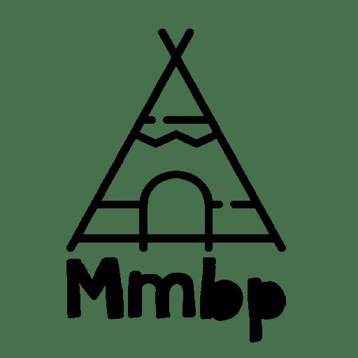 Logo etiqueta Mamabepo