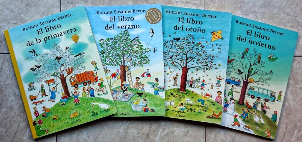 Libros infantiles educativos