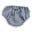 Cubrepañales entretiempo - Knit dusty blue